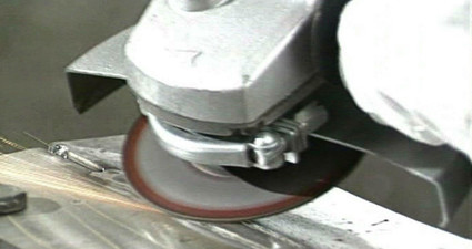 Mechanical polishing